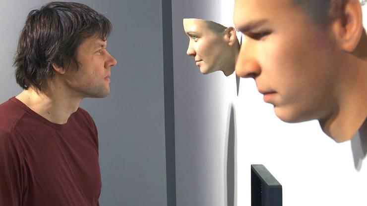 Der Neurologe Frank Schauder in seinem neuen Film «Das dunkle Gen».
