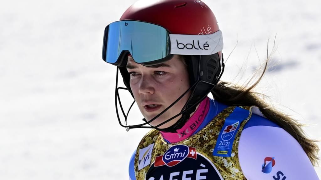 Mélanie Meillard verzichtet auf Sölden-Start