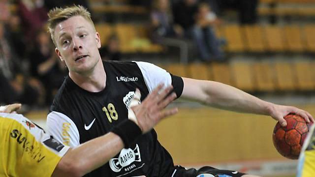 Pfadis Julian Krieg erzielte gegen Stäfa acht Tore.