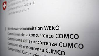 Die Weko büsst Grossbanken wegen Devisenkartell - UBS ohne Busse