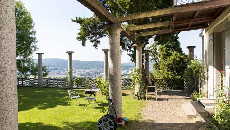 Die Villa Sparrenberg war jahrelang Aila Haavistos Traum. Erhalten Sie einen Einblick mit unseren 17 Bildern.