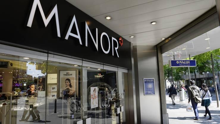 Kann das Warenhaus Manor doch noch an der Zürcher Bahnhofstrasse bleiben?