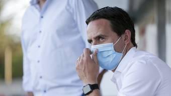 FCA-Sportchef Sandro Burki