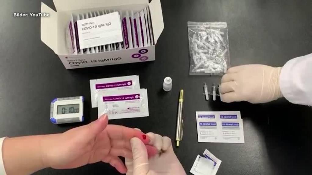 Wie zuverlässig sind Antikörpertests?