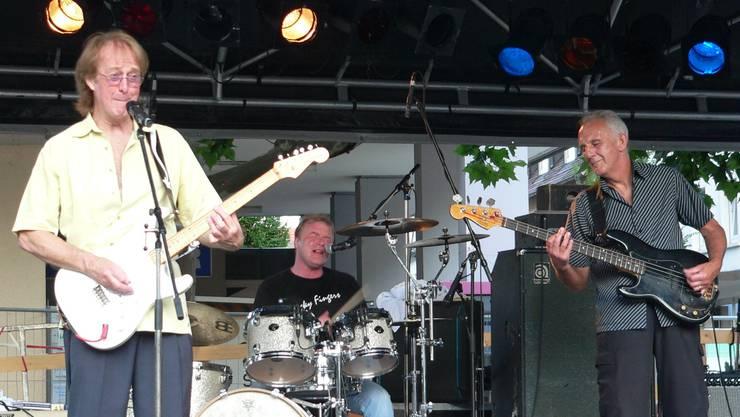 Der Gitarrist Spencer Davis im Jahr 2008.