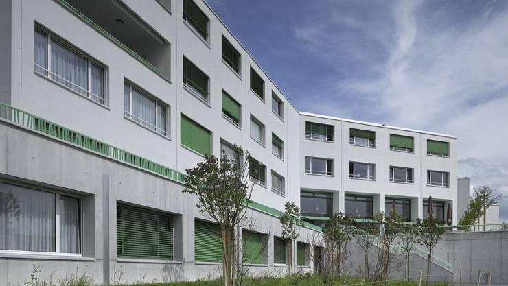 Das Alterszentrum Weihermatt nach dem Umbau vor rund zwei Jahren.