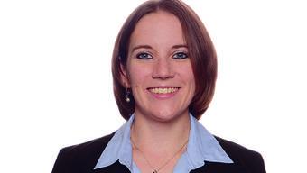 Tonja Kaufmann - JSVP-Präsidentin und Neo-Grossrätin