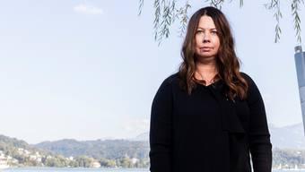 Zu Besuch in der Schweiz: Kate Losse war Gastrednerin am Swiss Media Forum in Luzern.