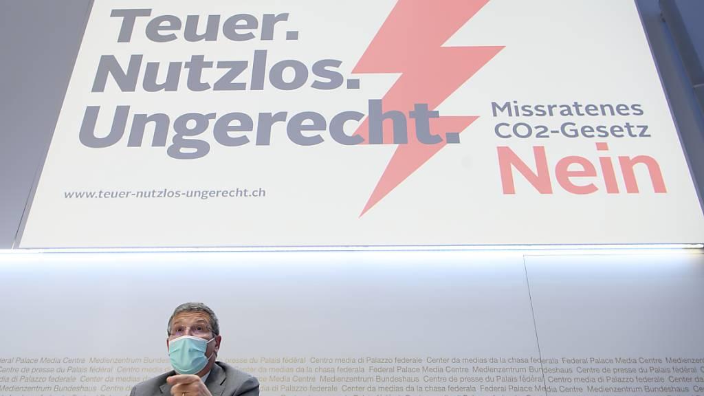 Knappes Nein zu mehr Klimaschutz