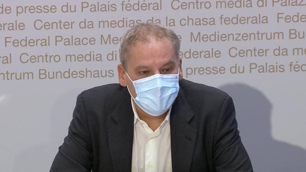 Schweiz vor 3. Welle? 80 Prozent der Infektionen durch neue Corona-Varianten