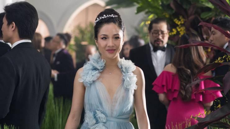 """Der Film """"Crazy Rich Asians"""" hat am Wochenende vom 16. bis 19. August am meisten Besucher in die nordamerikanischen Kinos gelockt. (Archiv)"""