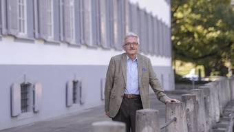 SVP BL Präsident Oskar Kämpfer.