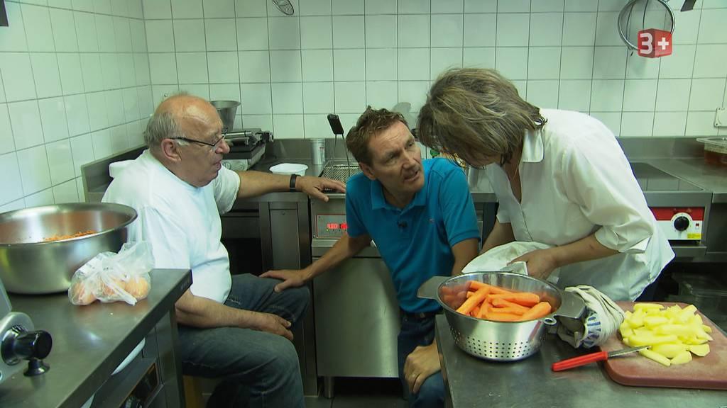 Bumann, der Restauranttester Restaurant Buschweilerhof