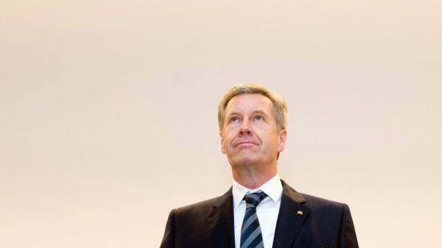 Ehemaliger deutscher Bundespräsident Christian Wulff (Archiv)