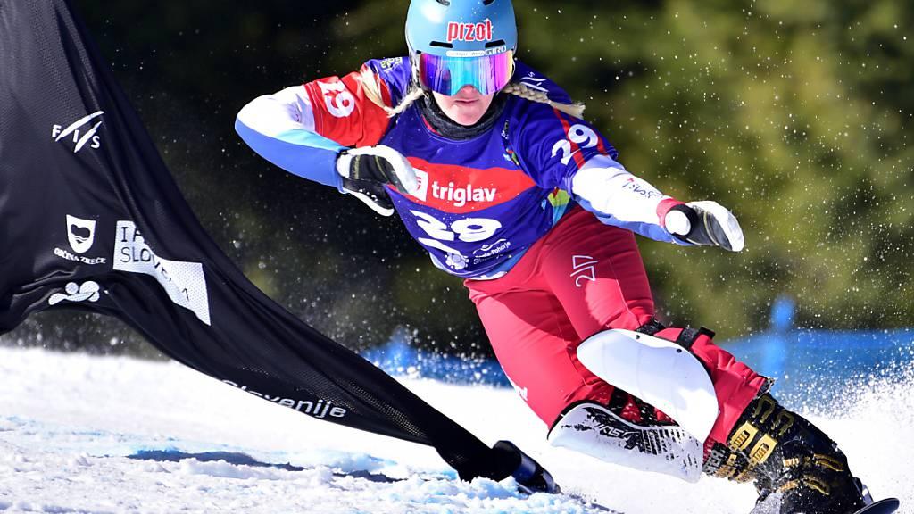 Schweizer Alpin-Snowboarder bleiben an WM ohne Medaille