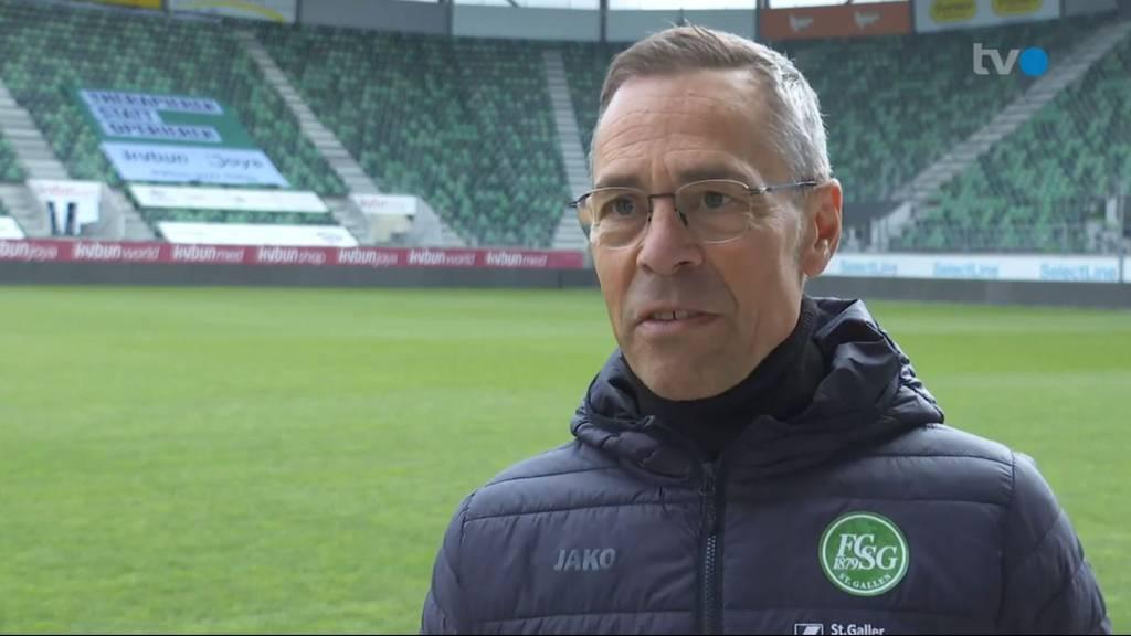 Matthias Hüppi: «100 Zuschauer sind schon sehr wenig»