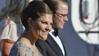 Kronprinzessin Victoria und Prinz Daniel werden zum zweiten Mal Eltern. (Archiv)