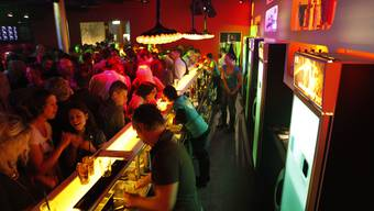 Barracuda-Disco im Club Eleven Solothurn (Archiv)