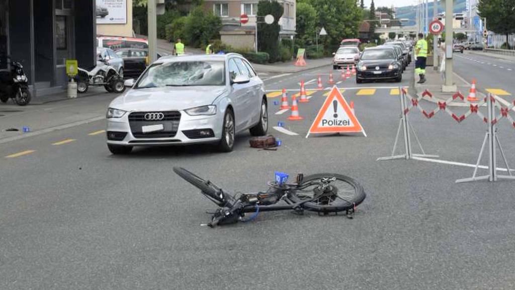 Gefährliche E-Bike-Unfälle