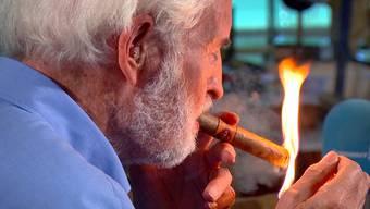 Ein sommerliches Gespräch mit Heinrich Villiger über Tabak, Rauch und die Liebe.