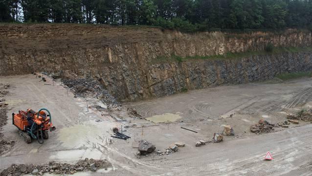 Die Jura Cement verzichtet auf neue Steinbruchstandorte im Kanton Aargau.