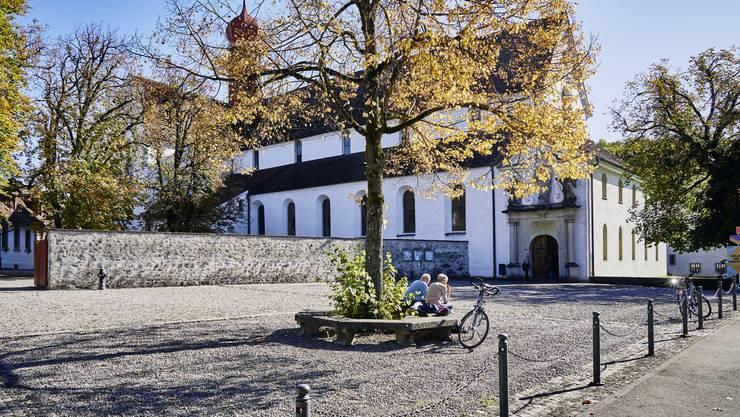 Die Gemeinde Wettingen überarbeitet den Gestaltungs- und Nutzungsplan für die Klosterhalbinsel.