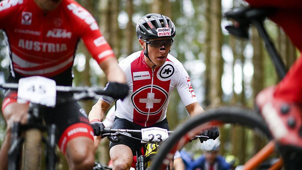Im Team-Wettkampf war die Schweiz an der Mountainbike-WM in der Vergangenheit sehr erfolgreich (Archivbild)