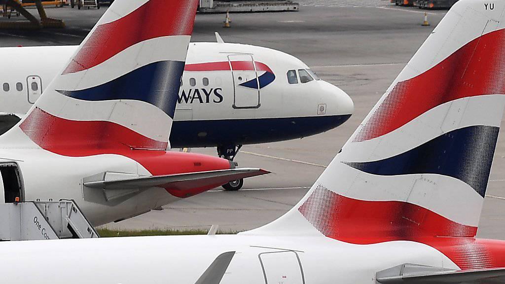 Die Fluggesellschaft British Airways streicht «als Vorsichtsmassnahme» für eine Woche alle Flüge nach Kairo. (Archivbild)