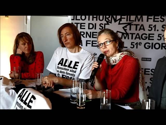 Schriftstellerin Melina Nadj Abonji setzt sich gegen Durchsetzungsinitiative ein