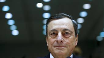Sucht den Befreiungsschlag: EZB-Präsident Mario Draghi.