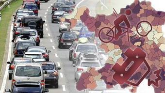 4 Prozent mehr als im Vorjahr: In den letzten 15 bis 20 Jahren ging die Anzahl Verkehrsunfälle aber stetig zurück.