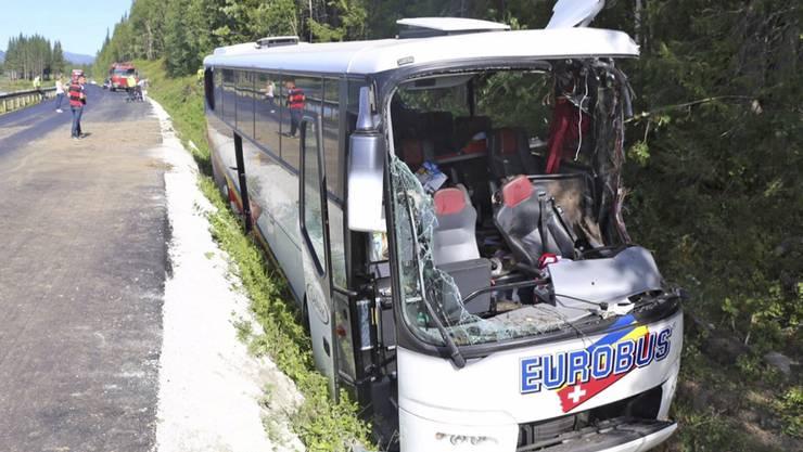 Die Norwegen-Reise endete für 16 Schweizer in einer Tragödie.