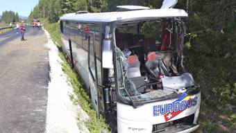 Eurobus-Unglück