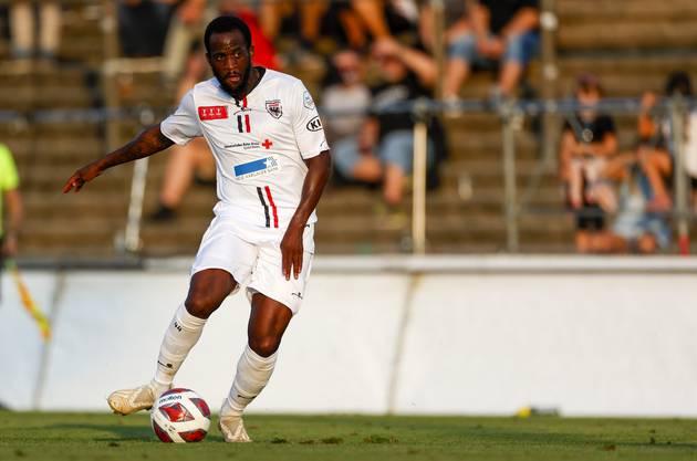 45 Minuten im Cup gegen Wil waren die bisher einzigen Pflichtspielminuten von Bryan Verboom im FCA-Dress
