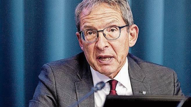 Volkswirtschaftsdirektor Urs Hofmann.