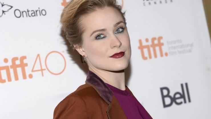 """Evan Rachel Wood spielt in """"Westworld"""" eine Vergewaltigte. Das Martyrium hat sie auch im richtigen Leben durchgemacht. (Archivbild)"""