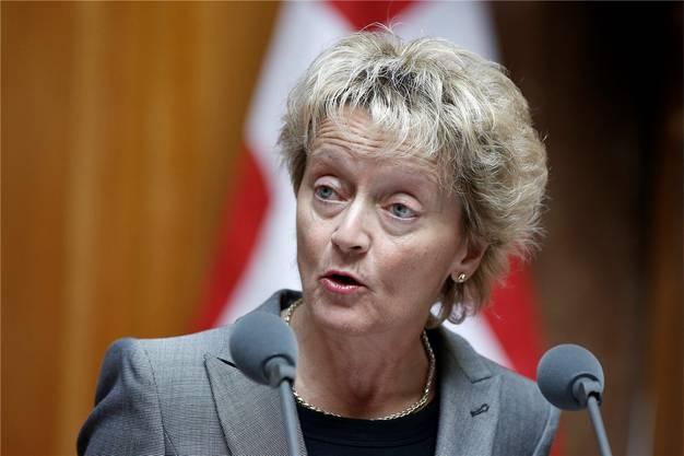 Sie war eines der am meisten angefeindeten Bundesratsmitglieder überhaupt. Trotzdem arbeitete sie unbeirrt an zukunftsgerichteten Lösungen für die Schweiz.