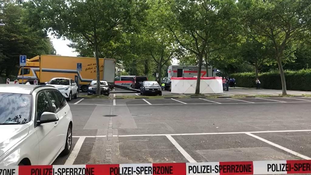 Tötungsdelikt in Schwamendingen: Leiche von Italiener auf Parkplatz entdeckt