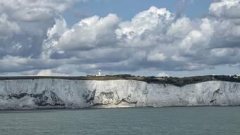 Die Kreidefelsen von Dover: Wers hierhin schafft, kann in England Asyl beantragen.