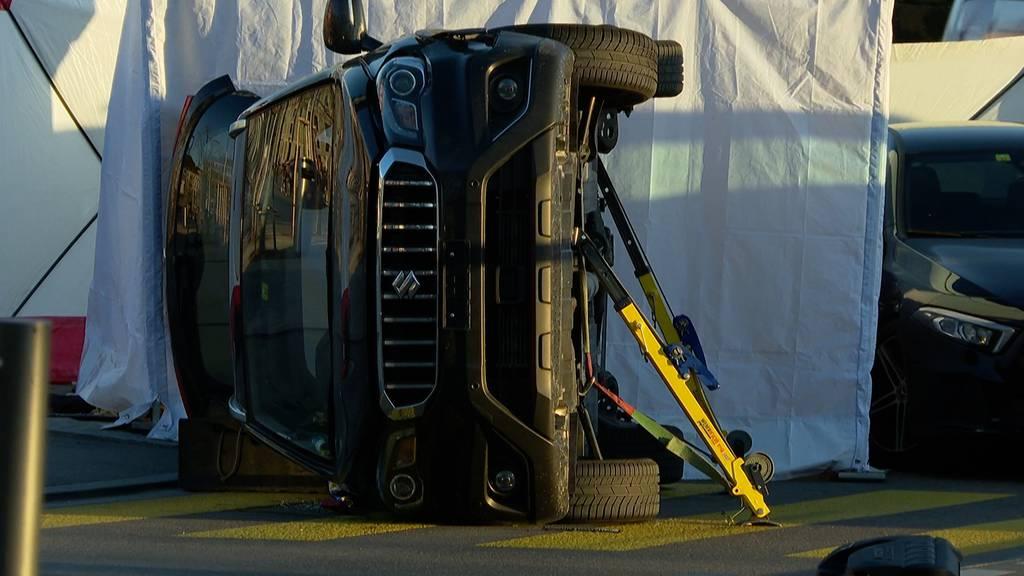 Autolenker stirbt nach Kollision beim Bellevue
