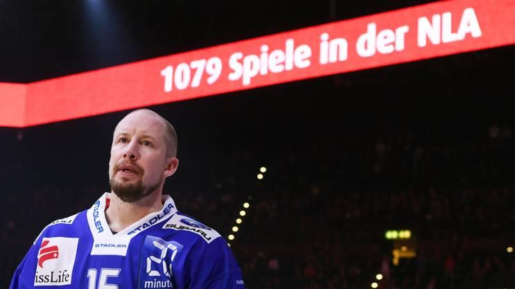 ZSC-Saurier Mathias Seger