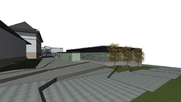 In Selzach soll das Schulhaus III saniert werden und eine neue Turnhalle gebaut werden.