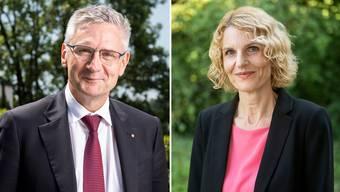 Barbara Hürlimann, Chefin der Abteilung Gesundheit beim Kanton, reagiert auf die Kritik von Andreas Glarner