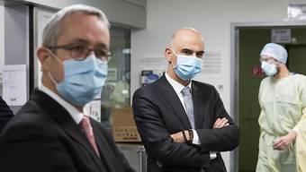 Die Baselbieter Regierung wurde von der Ankündigung des Bundes kalt erwischt.