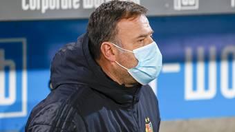 Patrick Rahmen, von 2018 bis 2020 FCA-Chefcoach und seit vergangenem September Assistent von Ciri Sforza in Basel