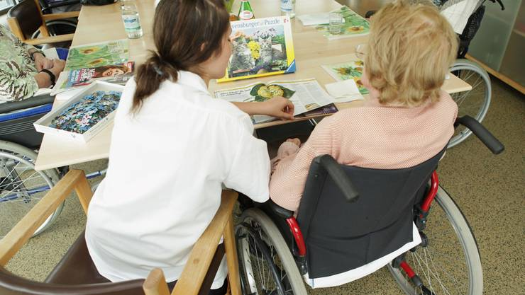 Pflegebedürftige aus anderen Kantonen scheinen derzeit wenig Interesse an Limmattaler Heimen zu haben.