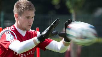 Es ist davon auszugehen, dass Tomas Vaclik am Samstag in Aarau das FCB-Tor hütet – trotzdem nennt ihn Trainer Paulo Sousa nicht «meine Nummer 1».