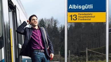 VBZ-Werbung mit SP-Politiker Wermuth