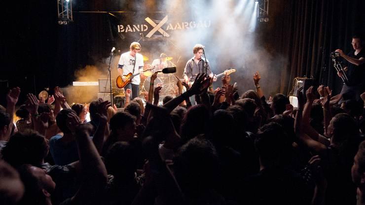 Ricky Harsh: BandX Gewinner des letzten Jahres.