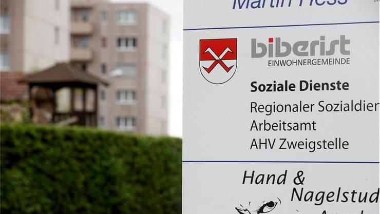 In Biberist werden auch die Sozialfälle und die Beistandschaften aus dem Bucheggberg betreut.